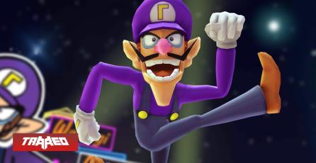 Al fin Waluigi: Nintendo libera al personaje y pista propia en Mario Kart Tour