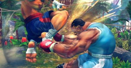 Ono: <em>Street Fighter IV</em> pudo ser un juego de peleas por turnos