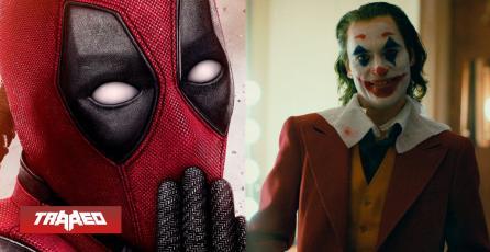 Ryan Reynolds felicitó a Joker por romper récord de recaudación de películas R