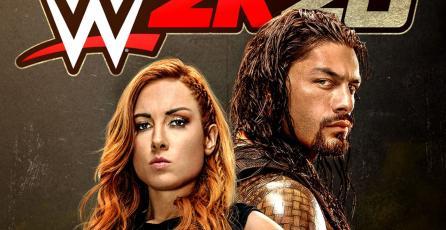 2K reconoce problemas de <em>WWE 2K20</em> y ya trabaja en solucionarlos