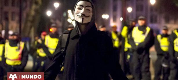 Anonymous Chile libera datos de Carabineros y pierde su cuenta de Twitter