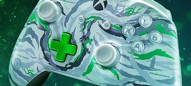 Será difícil conseguir este control nuevo y exclusivo para Xbox One