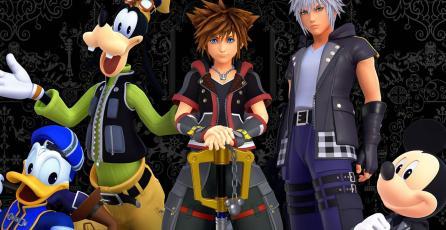 Square Enix busca personal para trabajar en <em>Kingdom Hearts</em>