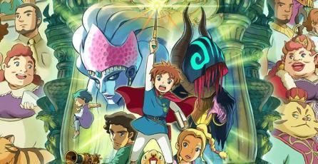 La fantasía de <em>Ni no Kuni</em> llegará a móviles con un MMORPG