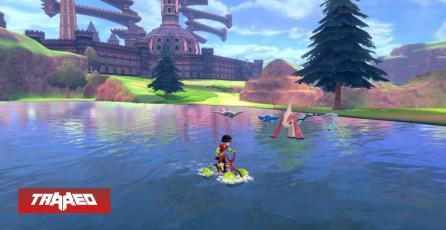 Pokémon Espada y Escudo pudo ser desarrollado con Unreal Engine