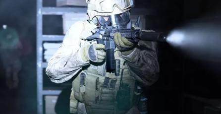 ¡<em>CoD: Modern Warfare</em> toma por asalto el primer lugar de ventas en Reino Unido!