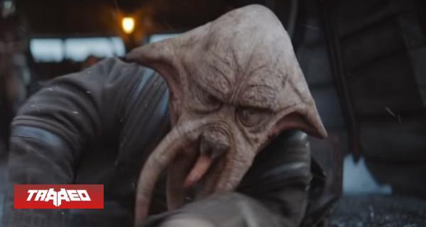 The Mandalorian adelanta parte de su trama en nuevo trailer