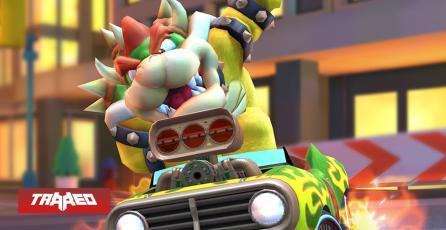 Mario Kart Tour supera las 120 millones de descargas en 1 mes