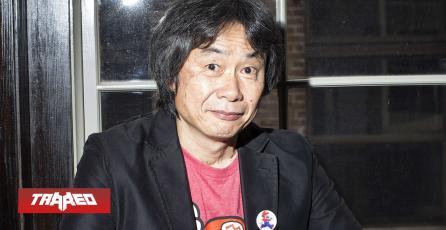 Gobierno japonés reconoce a Shigeru Miyamoto por aportes a la cultura