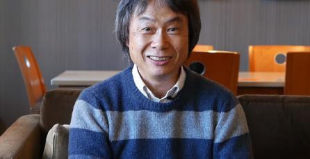 ¿Miyamoto piensa en el retiro? El legendario creativo responde