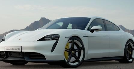 El Porsche Taycan y una pista de alta velocidad llegarán a <em>Gran Turismo Sport</em>