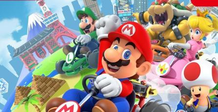 <em>Mario Kart Tour </em>sí tendrá multijugador, pero parece que tardará en llegar