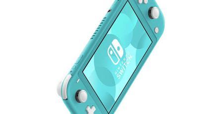¿Cuál es el color más popular de Nintendo Switch Lite?