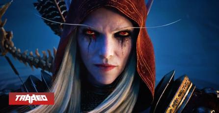 Nueva expansión de WoW es anunciada: Shadowlands