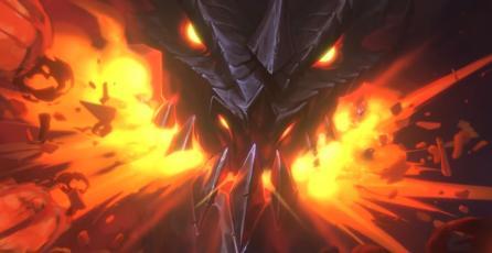 La nueva expansión de <em>Hearthstone</em> incluirá míticos dragones