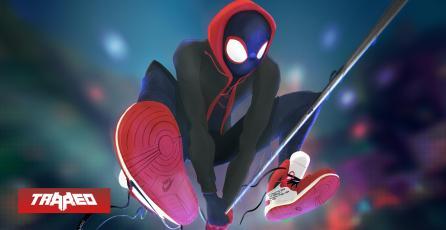 Spider-Man: Un nuevo universo 2 es anunciado para el 8 de abril de 2022