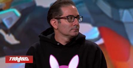 Jeff Kaplan llegó como 'Jeffrey Kaplan' a BlizzCon y desata memes