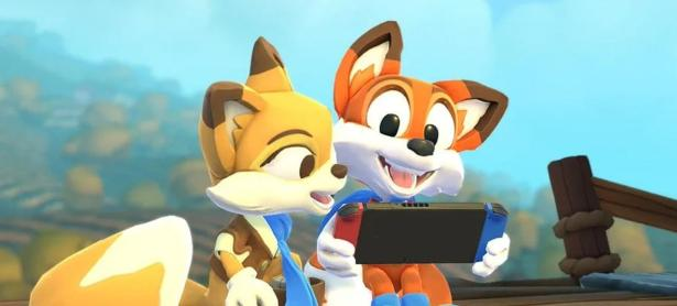 El apoyo de Nintendo fue clave para llevar <em>New Super Lucky's Tale</em> a Switch
