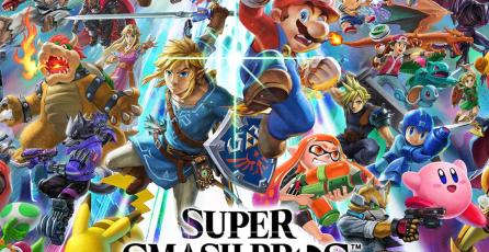 Mexicanos podrán competir en este torneo de <em>Smash Ultimate</em> desde casa