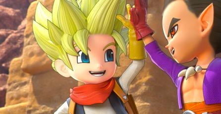 Otro demo de<em> Dragon Quest Builders 2</em> llegará a Nintendo Switch
