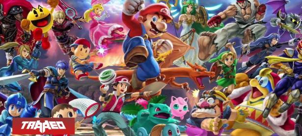 Super Smash Bros. Ultimate se convierte juego de peleas más vendido de la historia