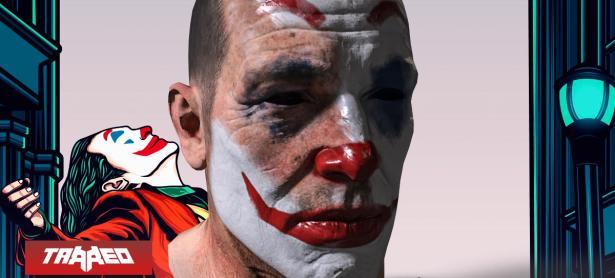 Arthur se convierte en el Joker en primer mod para Red Dead Redemption 2