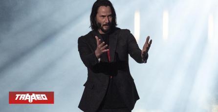 Keanu Reeves pidió aumentar su actuación en Cyberpunk 2077