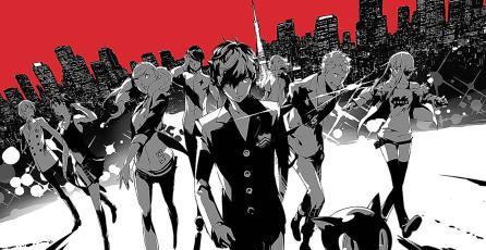 <em>Persona 5</em> y otros 2 excelentes títulos llegaron a PlayStation Now