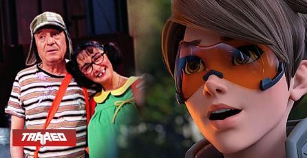 El Chavo del 8 tendrá una referencia incluida en Overwatch 2