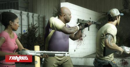Escritor de Half Life 2 y Left 4 Dead 2 trabaja en un nuevo cooperativo FPS