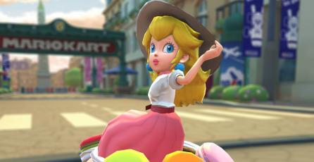 ¡Ya puedes visitar la Ciudad del amor en <em>Mario Kart Tour</em>!