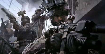 <em>CoD: Modern Warfare</em> fue el juego más vendido de octubre en Reino Unido