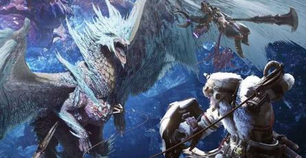 Evento de <em>Monster Hunter World</em> y <em>Resident Evil 2</em> ya tiene fecha