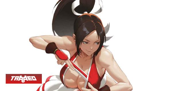 Mai Shiranui no estará en Smash Bros. Ultimate por no ser apta para todas las edades