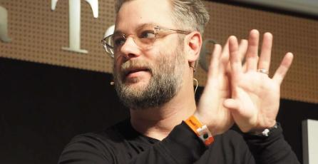 Parece que Cory Barlog, director de <em>God of War</em>, prepara un anuncio