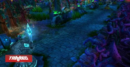 League of Legends: El Bosque Retorcido será retirado para el final de la temporada