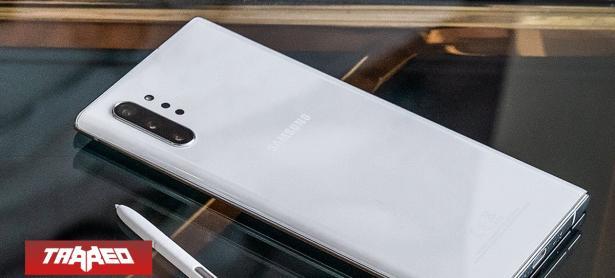 Samsung ofrece descuento en la compra del Note10 al llevar un artículo electrónico en desuso