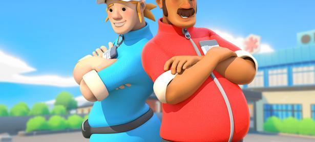 ¡El juego de Nintendo Switch <em>The Stretchers</em> ya está disponible en América!