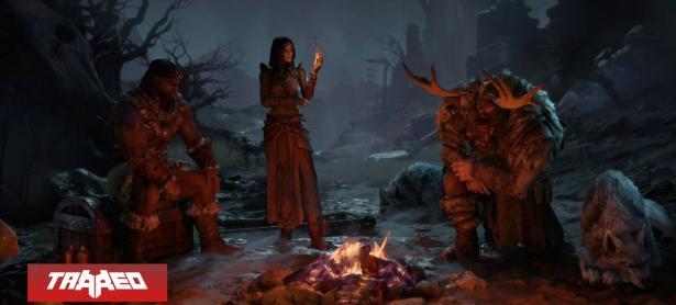 Diablo 4 tendrá microtransacciones y expansiones