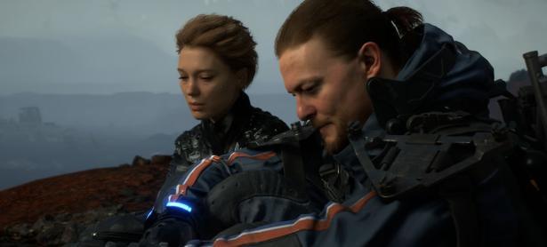 Jugadores critican cameos de <em>Death Stranding</em> relacionados con <em>Famitsu</em>
