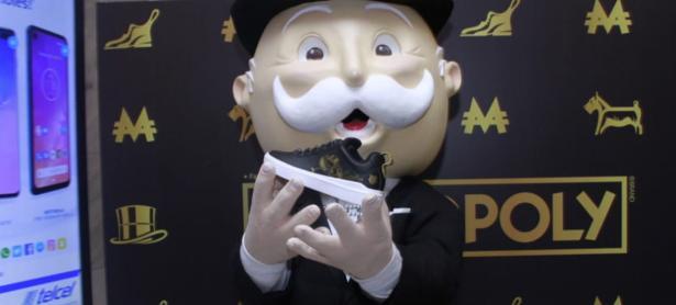 La Monopoly Pop Up Store llegó a la Ciudad de México