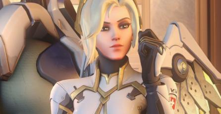 Nuevo relato corto de <em>Overwatch</em> revela el pasado de Mercy