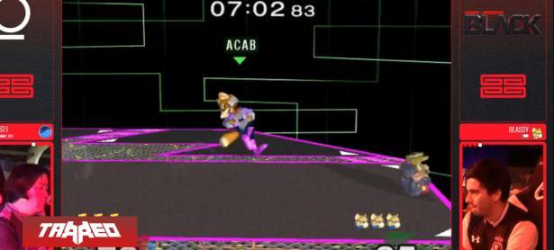 Chileno de Smash Bros. Melee juega torneo FCG en USA con el tag ''ACAB'' en apoyo a las manifestaciones en Chile