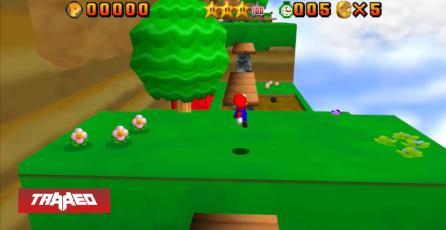 Super Mario 64 Land: Fan desarrolla juego basado en el clásico de Nintendo