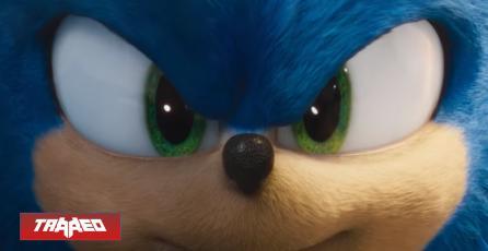 Un rediseñado SONIC hace su aparición en nuevo trailer de la película