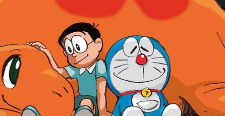 Anuncian <em>Doraemon: Nobita's New Dinosaur</em> para Nintendo Switch