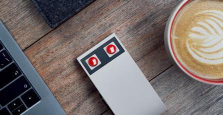 Lanzarán un mouse para PC y Mac inspirado en el clásico control de NES