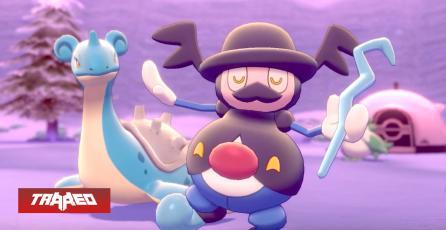 La evolución de Mr. Mime de Pokémon Espada y Escudo es menos creepy