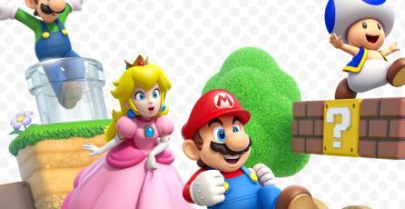 Nueva imagen revela lo fascinante que será el Super Nintendo World de Japón