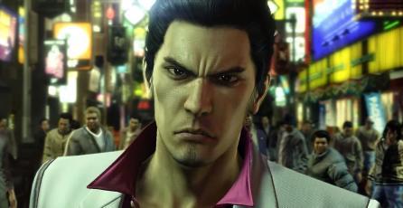 Pelearás contra Kazuma Kiryu en <em>Yakuza: Like a Dragon</em>